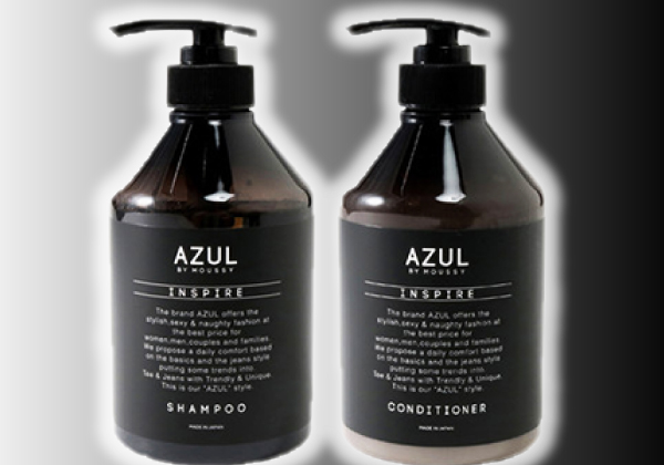 AZUL by moussy Shampoo ・ conditioner