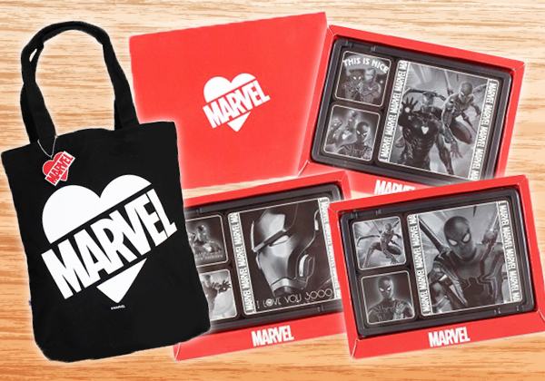 MARVEL LOVE ギフト