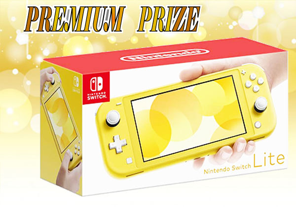 ★Nintendo Switch Lite イエロー