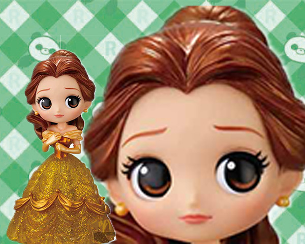 Q posket Disney Characters -Belle- Glitter line