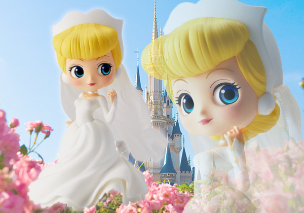 Q posket Disney Characters-Cinderella Dreamy Style-レアカラー