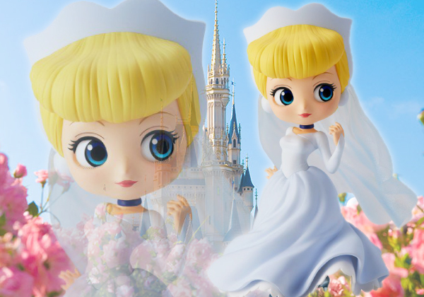 Q posket Disney Characters-Cinderella Dreamy Style- ノーマルカラー