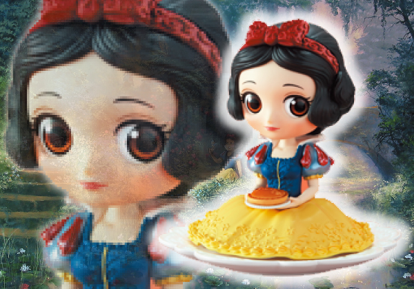 【ノーマルカラー】Q posket SUGIRLY Disney Characters -Snow White-